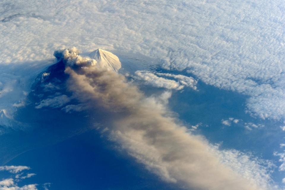 Erupción del Pavlof