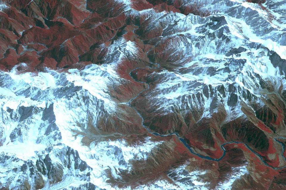 El Gran Cañón del Yarlung Tsangpo