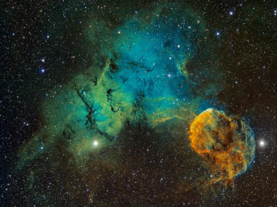 El origen de los rayos cósmicos