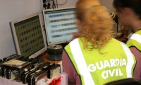 Guardia Civil navega por internet