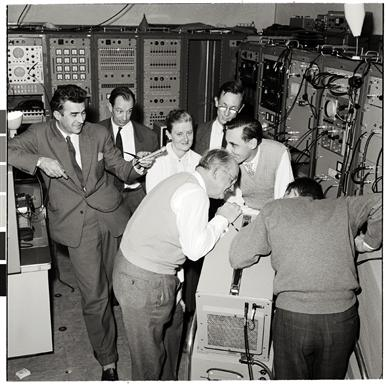Puesta en marcha del PS en 1959
