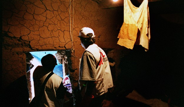 Médicos sin Fronteras, enfermedad de Chagas