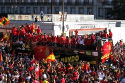 copa mundial españa fútbol turismo economía