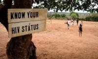 El sida afecta al 20% de la población africana.