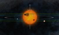 Kepler-30 y sus planetas