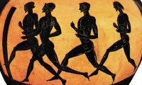 Atletas griegos