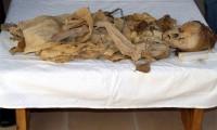 Momia del infante Don Sancho de Castilla