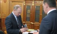 Putin y el agua del Vostok.