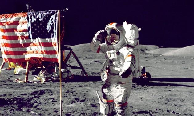 Cernan fue el comandante de la misión Apolo 17