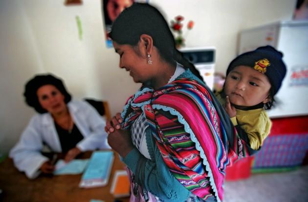 Enfermedad de Chagas, Bolivia