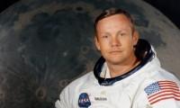 El astronauta Neil Armstrong.