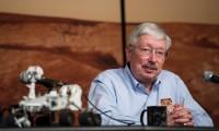 Peter Theisinger, jefe del proyecto MSL