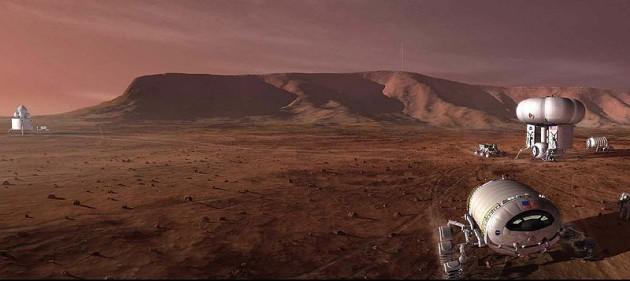 Marte rover NASA