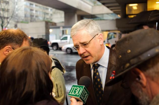 El director del Centro para la Excelencia en VIH/Sida de Columbia Británica, Julio Montaner