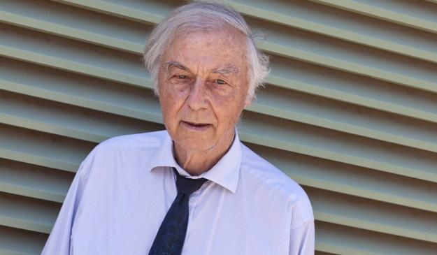El químico Robert Huber