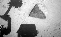 El 'Curiosity' analiza la 'roca Jake'