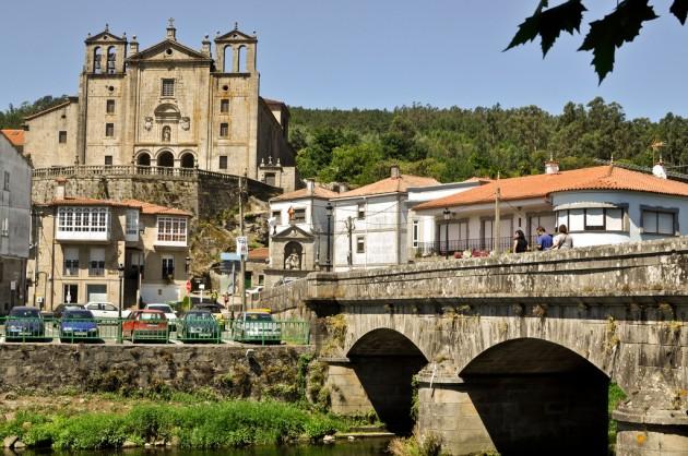 En comarcas gallegas como Padrón, las concentraciones de radón son muy altas