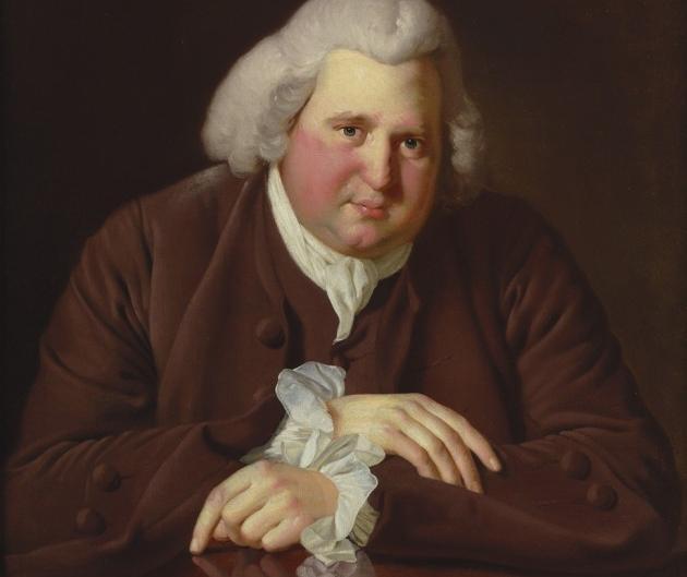 Erasmus Darwin que hizo