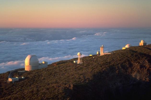 El Observatorio de El Roque de los Muchachos (La Palma), una de las ICTS españolas.