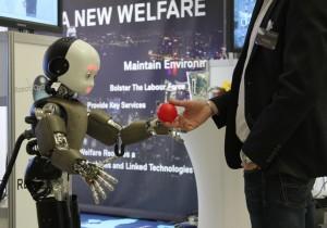 Robot de compañía