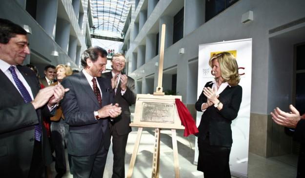 Inauguración del CCHS