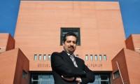 El ingeniero informático Álvaro Ortigosa, en la Universidad Autónoma de Madrid.