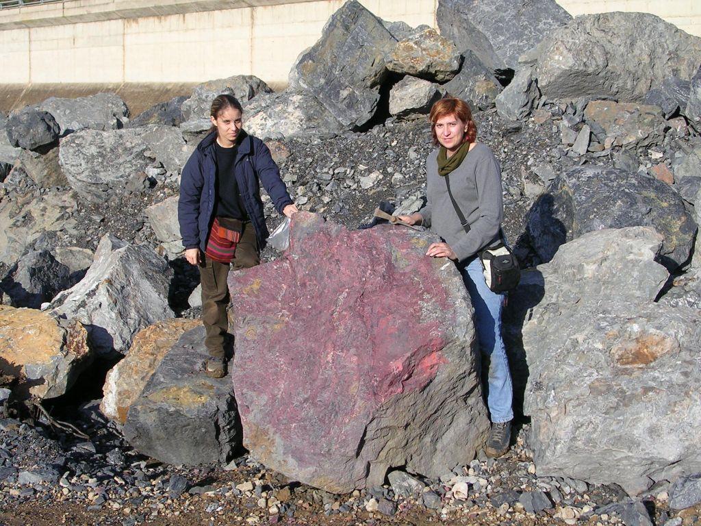 C mo transformar la mina de mercurio m s grande del mundo for Como se extrae el marmol
