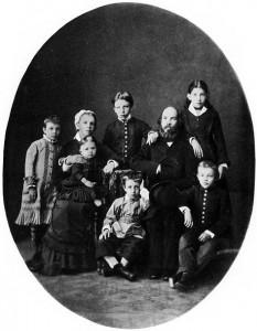 Familia de Lenin