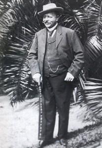 El antropólogo alemán  Hermann Klaatsch
