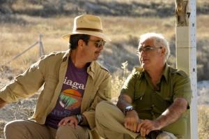 Los responsables del estudio, Isidro Toro y Bienvenido Martínez Navarro