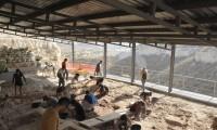 Yacimiento de Barranco León, en el que apareció la muela de leche