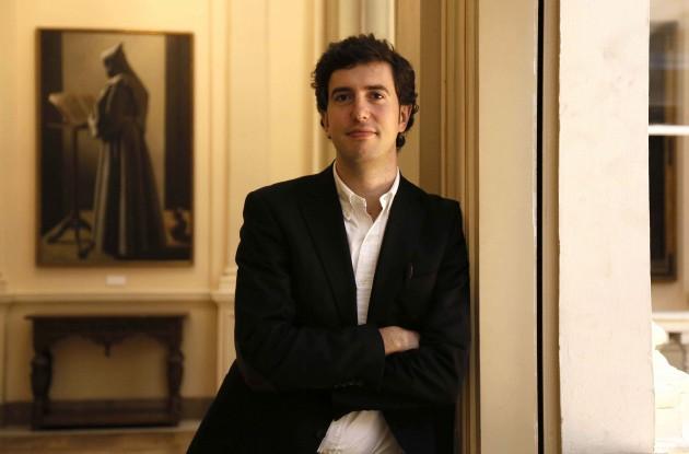 El físico español Oriol Romero-Isart