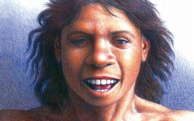 Ilustración del libro 'El chico de la Gran Dolina' (editorial Crítica)