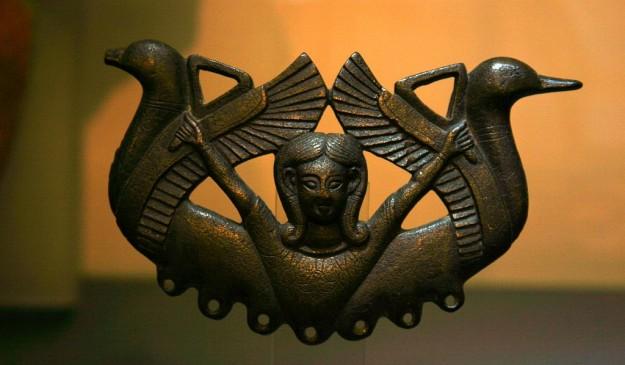 El 'Bronce Carriazo', una de las piezas tartesias más conocidas