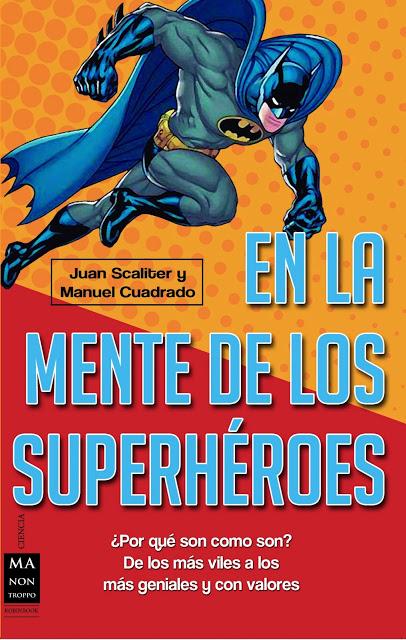 En la mente de  los superheroes_cover