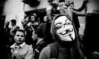 Una imagen de la Primavera Árabe en Egipto.