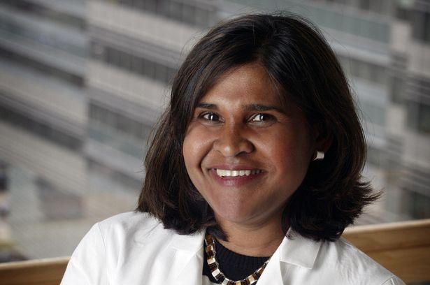 La pediatra Deborah Persaud, principal autora del estudio