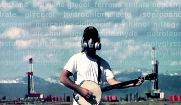 Imagen del polémico documental 'Gasland', sobre la práctica del 'fracking'.