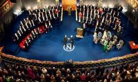 Ceremonia de entrega de los premios Nobel.