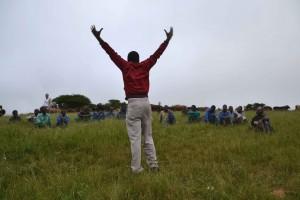 Un paciente anima a su comunidad a hacerse la prueba del VIH