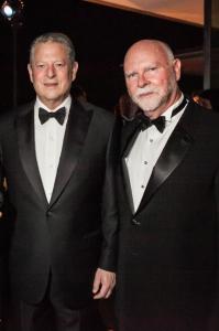 Al Gore y Craig Venter