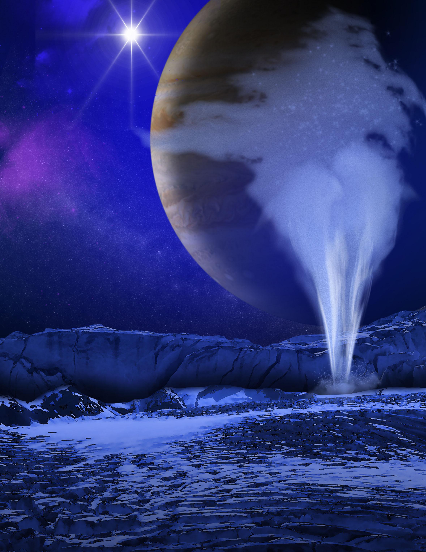 Resultado de imagen de Io y sus geiseres