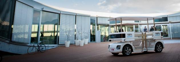 CityMobil2 está financiado por la UE con 9,5 millones de euros.