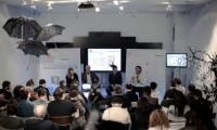 Una imagen del encuentro de hoy en Madrid