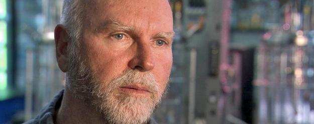 El genetista Craig Venter.