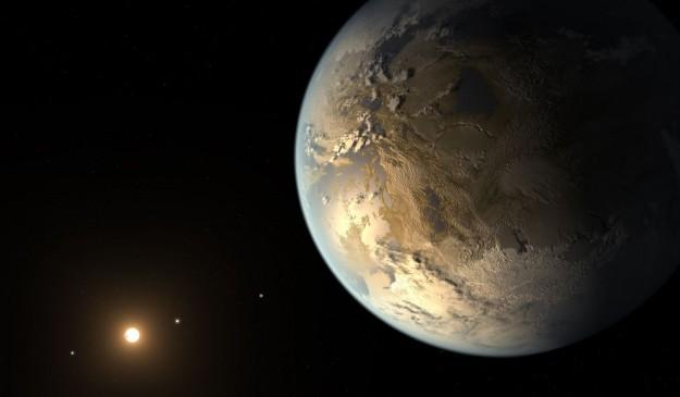 Un exoplaneta