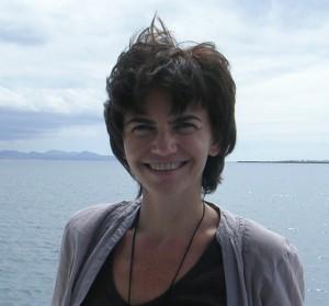 La médica española Helena Huerga