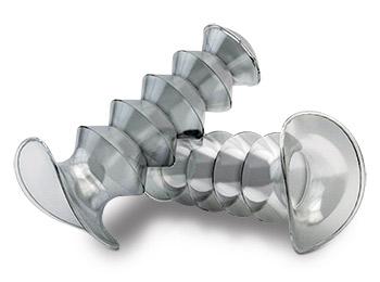 Condones femeninos de la empresa estadounidense Origami.