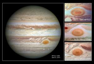 La Gran Mancha de Júpiter.