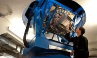 El instrumento BICEP2, en la Antártida